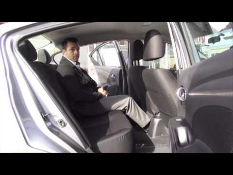 2013 Nissan Versa Sedan - Test Drive and Review