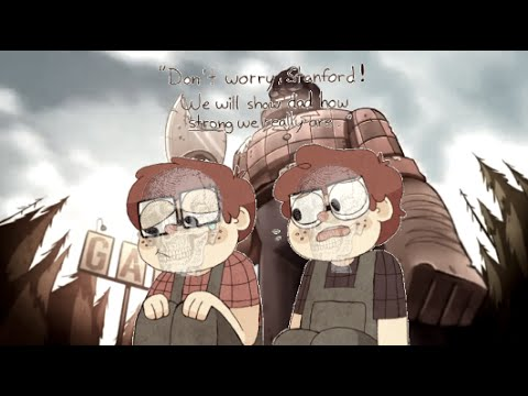 Stanley and Stanford Pines MV || Twin Skeleton's