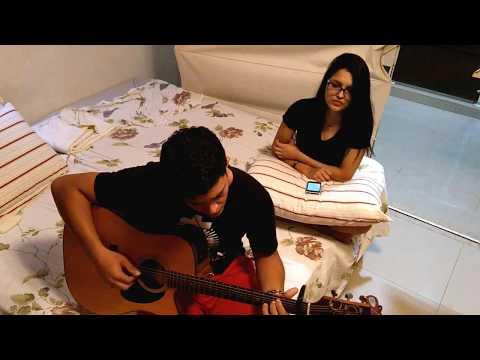 Preto no Branco - Me Deixe Aqui ft. Priscilla Alcantara (Cover Part. Susan Guimarães)