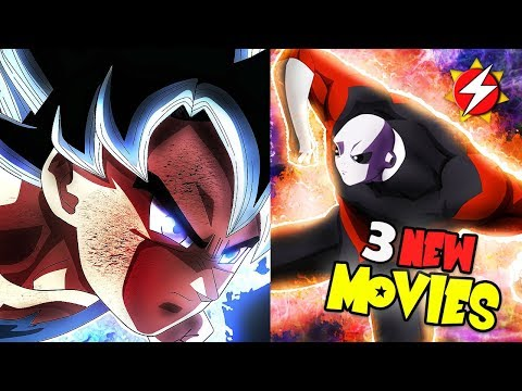 NEW Dragon Ball Super Super MOVIES Potentially Coming In 2018, 2019 & 2020