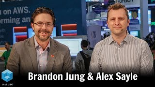 Brandon Jung, GitLab & Alex Sayle, Beacon Platform, Inc. | AWS re:Invent 2018