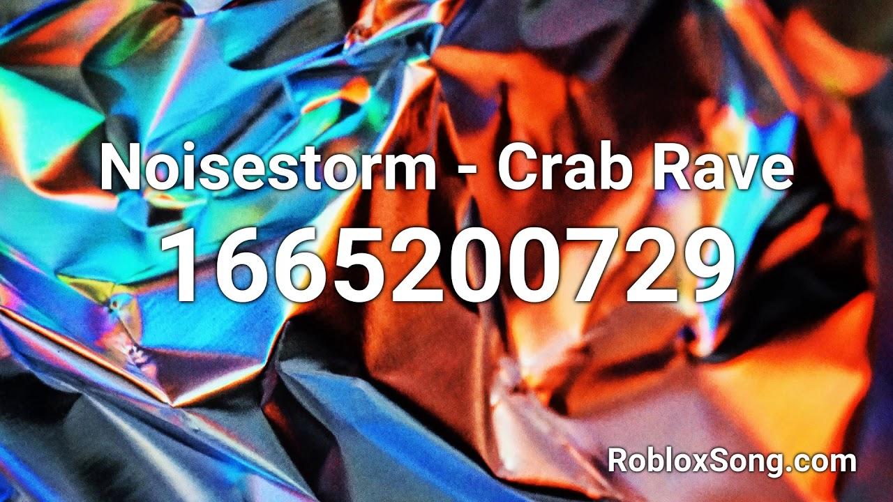 crab rave roblox music code