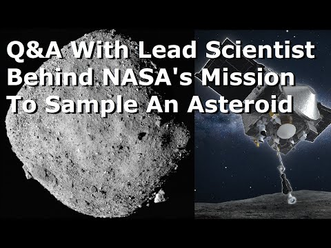 The Lead Scientist Behind NASA's Asteroid Mission Talks About The Biggest Problems They Solved