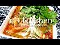 【男の料理】パクチーたっぷりトムヤムラーメン の動画、YouTube動画。