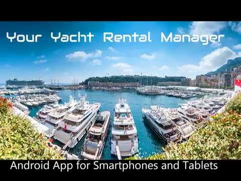Yacht Charter Rental Manager