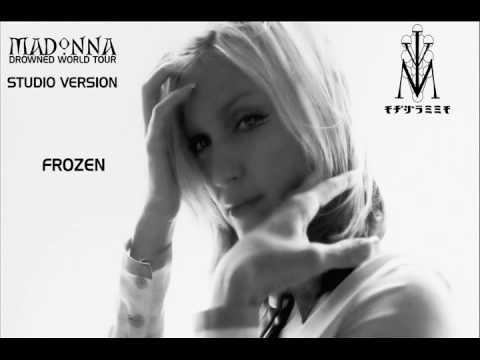 Madonna - Frozen (The Drowned World Tour Studio Version)