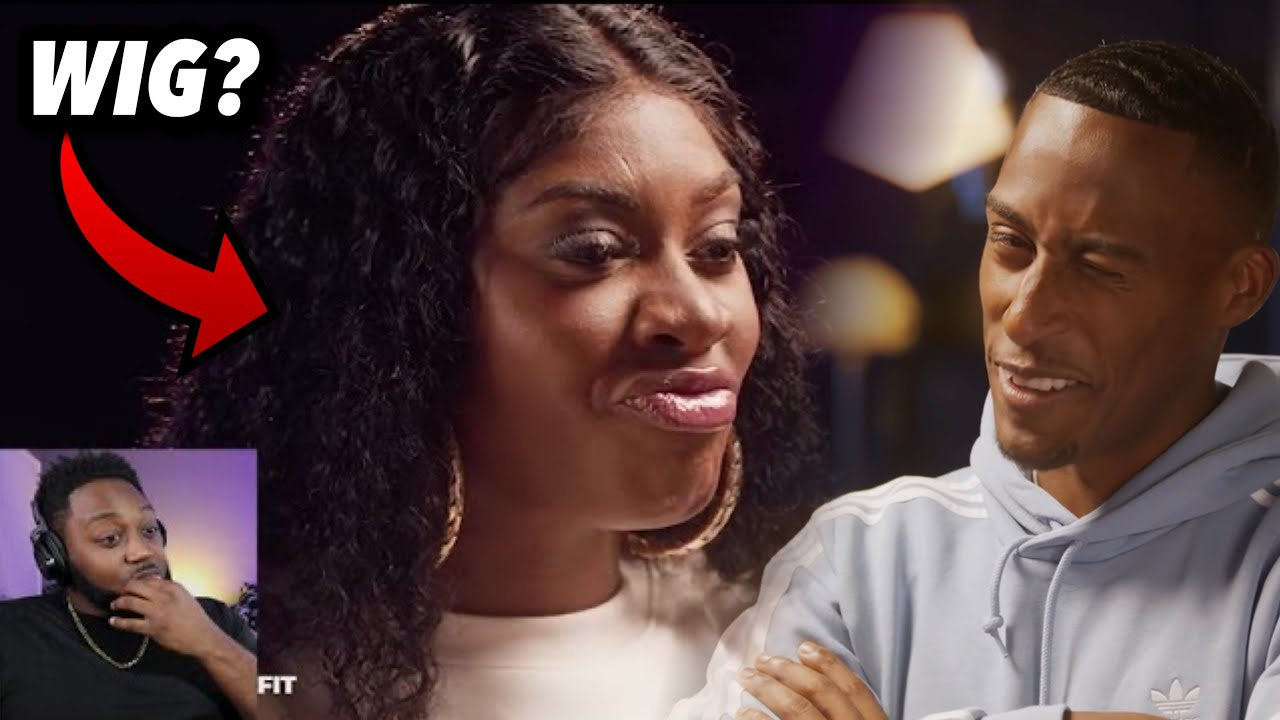 """Download He Asked Her """"What's Your Real Hair Like?"""" Does The Shoe Fit Season 5 Ep 1"""