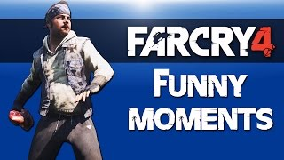 Far Cry 4 Co-op Funny Moments With Vanoss (Noob Adventures)