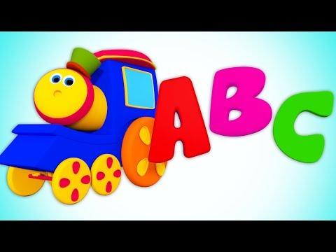 Alphabet Adventure | Bob The Train Learning Videos For Children |  Kids Cartoons