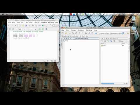 Input And Output Commands In Matlab Youtube