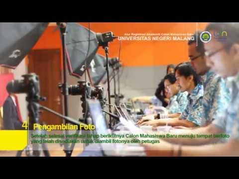 Registrasi Maba Universitas Negeri Malang (UM )