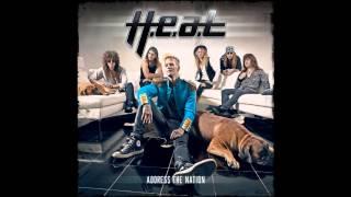 H.e.a.t - Address The Nation 2012 (Full Album)