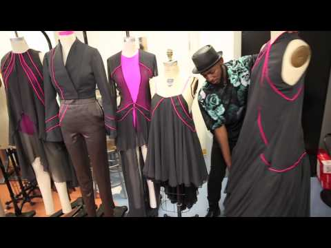 Newark Arts HS graduate prepares for NY Fashion Week
