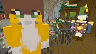 Minecraft Xbox - Protector Challenge - Battle Mini-game