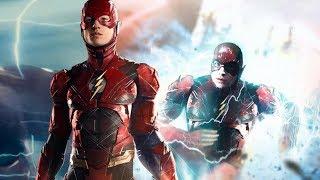 Каким образом Флэш спасёт вселенную DC от провала