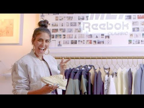 Meet The First Woman to Design Reebok's Iconic Pump