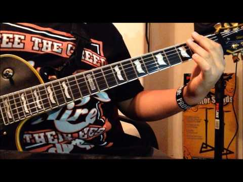 Memphis may fire: No ordinary love guitar cover