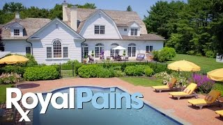 "Royal Pains - Season 6 - ""Good Air/Bad Air"" Preview"