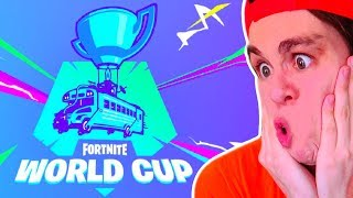 *FINAL MUNDIAL* COPA DE TRÍOS de FORTNITE Battle Royale