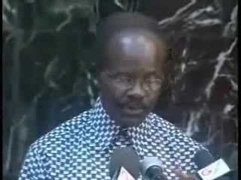 Dr. Nduom tackles Corruption, Energy, Food