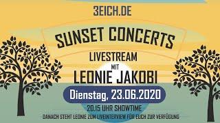 3EICH.DE - SUNSET CONCERTS mit Leonie Jakobi