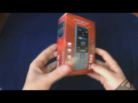 Swisstone SC 560 - Rozbalení kompletního balení