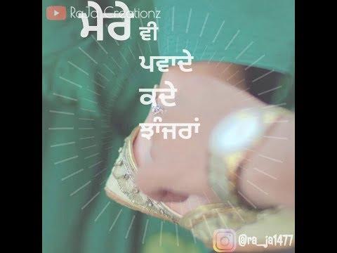 Rim Vs Jhanjar Karan Aujla Punjabi Status