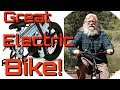 Great Electric Bike = Better Health and Save Money