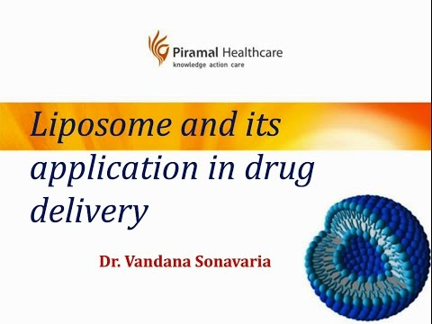 Liposome and its application in drug delivery