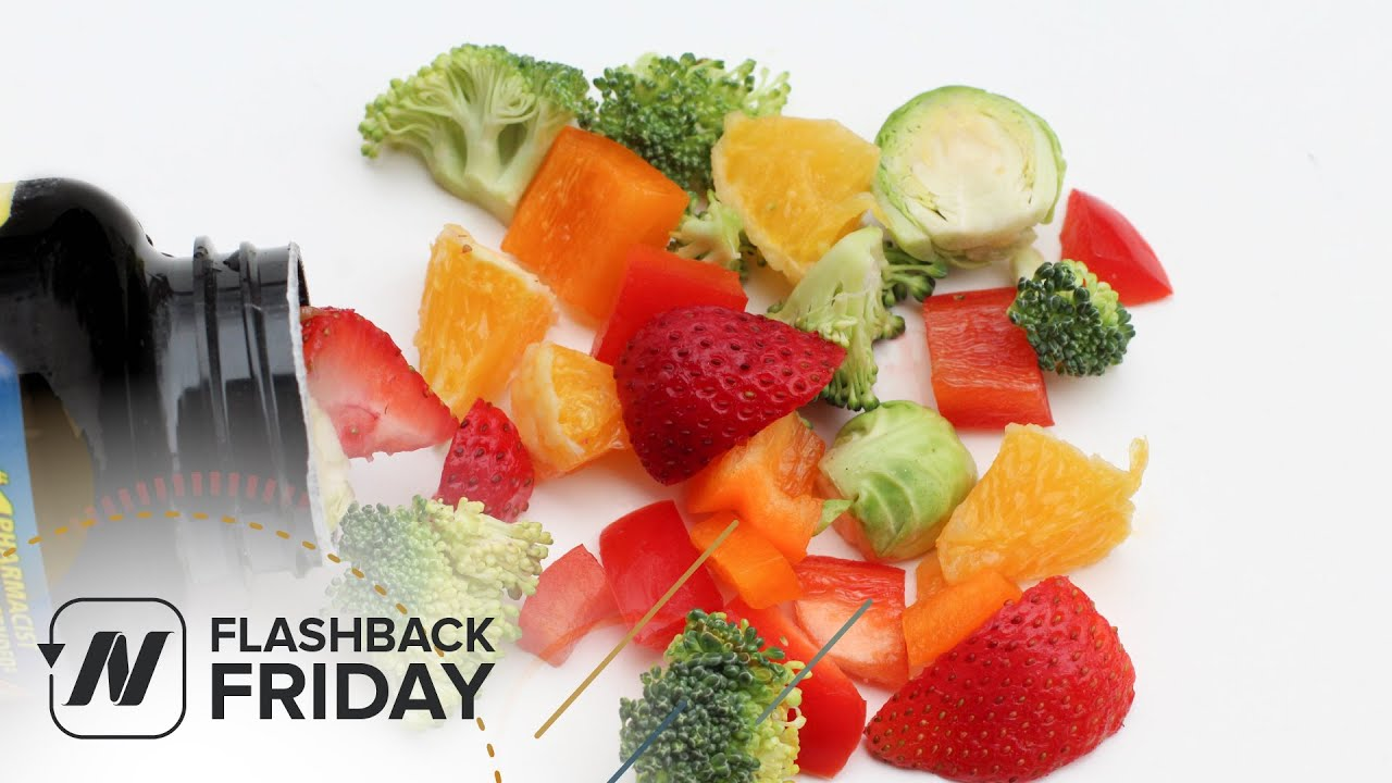Flashback Friday: Do Vitamin C Supplements Prevent Colds but Cause Kidney Stones?