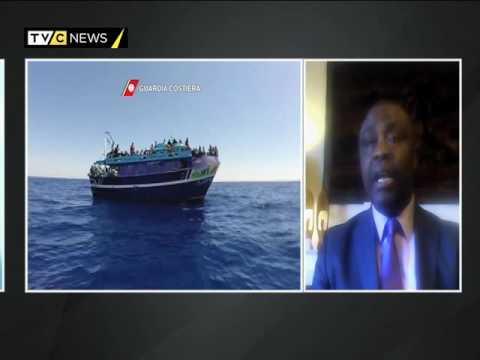 Collins Nweke speaks on EU new Maritime Operation in Medititerranean