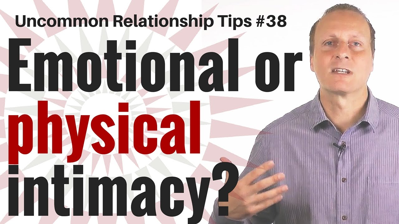 physical relationship tips