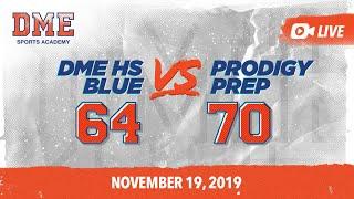 DME high school Blue vs Prodigy Prep