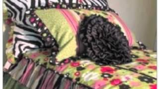 Zebra Bedding Ideas. 24 Hour Design Help For All Teen Bedding.