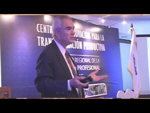 Conferencia Sr  José Manuel Salazar OIT