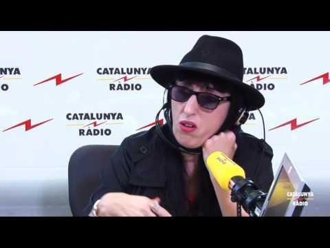 """El matí de Catalunya Ràdio - Rossy de Palma: """"El meu pare em va dir: 'ets mundial'; i jo m'ho vai"""