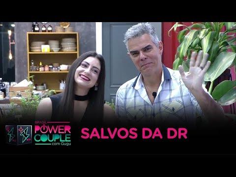 Tatí E Nizo São Salvos Da DR Pelos Casais Do Power Couple