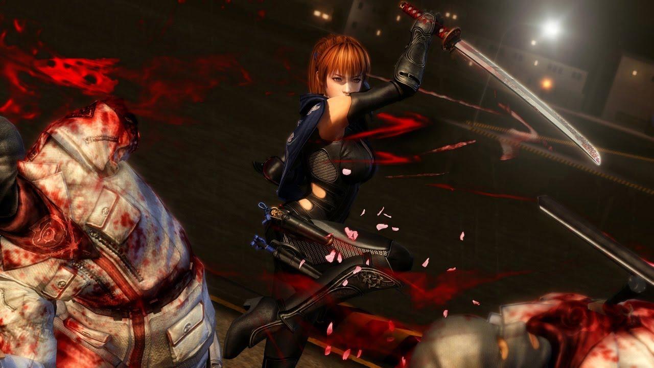 Ninja Gaiden 3 Razor S Edge Demo Kasumi Master Ninja Difficulty S Rank Gameplay Ps3 Hd Youtube