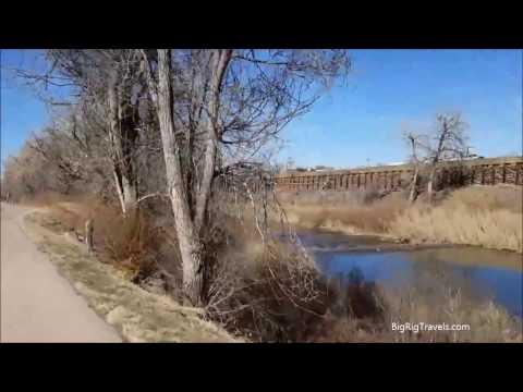 BigRigTravels Segway Adventures - Sand Creek Trailway, Denver Colorado - February 15, 2017