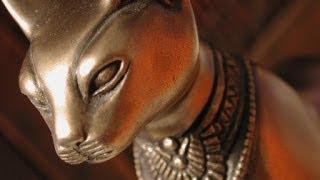Кошки в Древнем Египте. Документальный фильм.