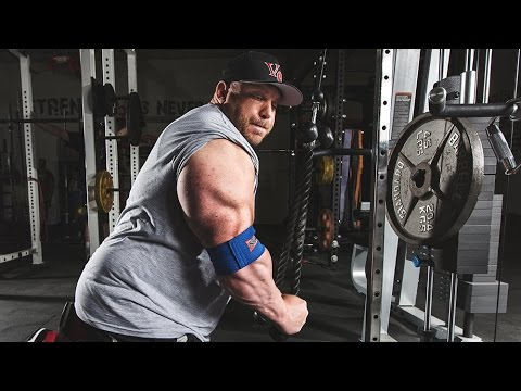Eric Spoto Benches with Mark Bell and Silent Mike - YouTube