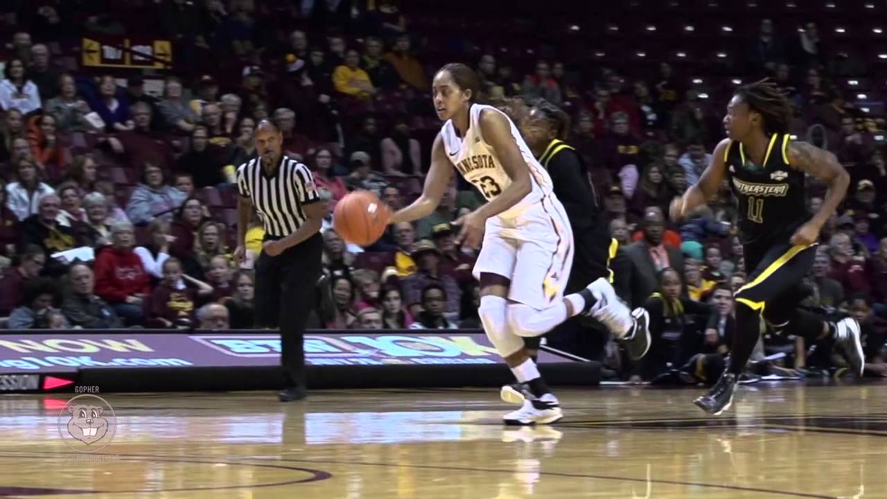 Shae Kelley Shae Kelley 201415 Gopher Womens Basketball Feature YouTube