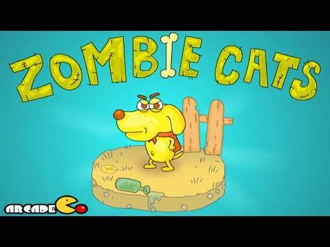 Zombie Cats Walkthrough – Point and click Game