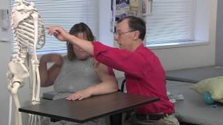 Arm Care: Using kinesiotaping as part of a stroke rehab program