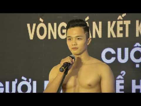 Bán kết khu vực miền Bắc cuộc thi Vietnam Fitness Model 2017   Phỏng vấn Giám khảo và Trình diễn Cat