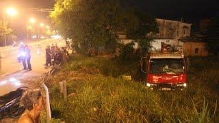 Cận cảnh tan hoang xe điên tông liên hoàn, 6 người thương vong
