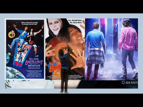 BILL & TED FACE THE MUSIC Official Trailer #2 (2020) – Reaction – Asia Reacts