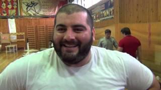 Магушков Чингиз о споре с Дмитрием Клоковым  (22.07.2013)