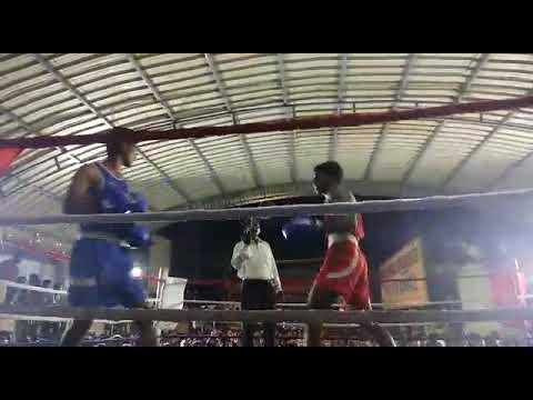 Minjur boxing match 10/11/2017