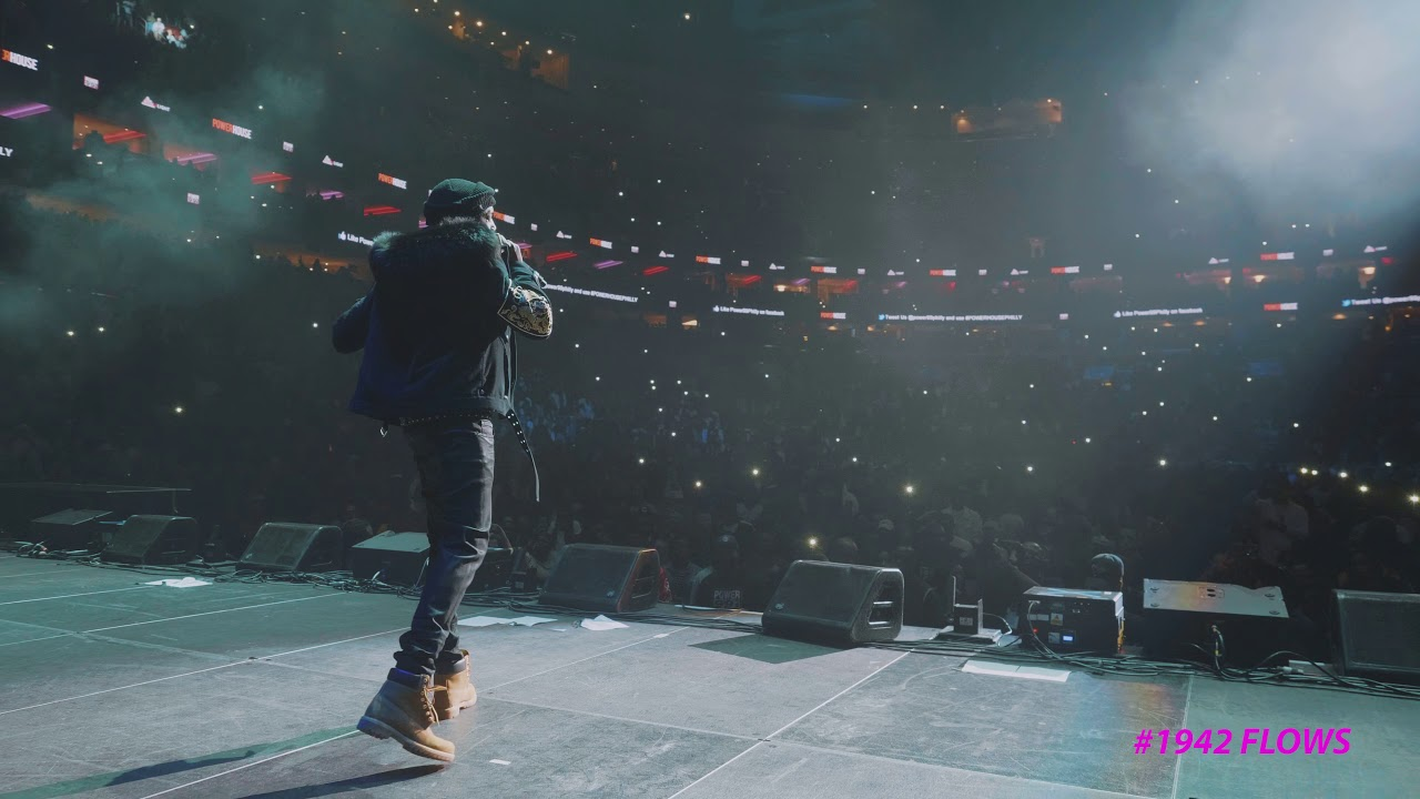 Download Meek Mill - 1942 Flows (Live At Philly Powerhouse 2017)